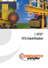 Preview: E-RTG<sup>TM</sup> RTG Electrification