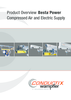 Product Overview Bestapower Compressed Air and Electric Supply
