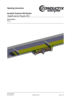 Insulated Conductor Rail System - SinglePowerLine Program 0813