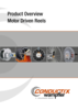 Product Overview Motor Driven Reels