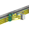 ProfiDAT®compact offers a 3-in-1 functionality: secure data transmission, protective earth conductor and an optional optical positioning system