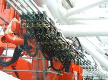 Power supply Ferris wheel