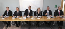 Signing Ceremony Milton Keynes Project