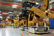 Assembly Line AGVs with High Payload Capability