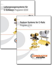Catalog Festoon Systems for C-Rails Program 0230