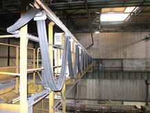 Process Crane in a Steelwork